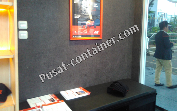 20 feet hight cube office container custom 5