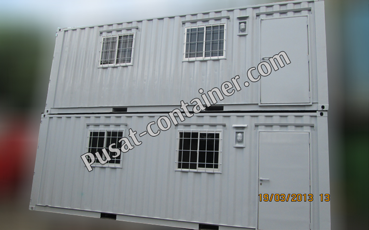 Office Container Ready Stock