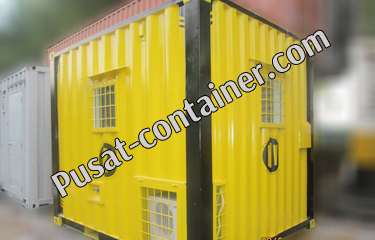 4 Office Container 10 Feet