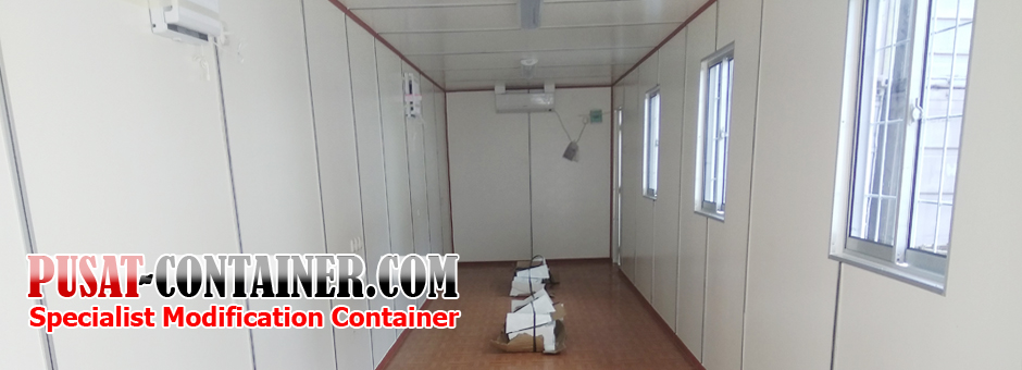 4 Jual Office Container