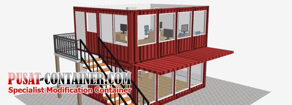 6Harga Office Container